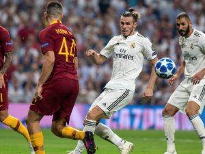 Real Madridi mposht pa problem Romën në 'Bernabeu' (video)