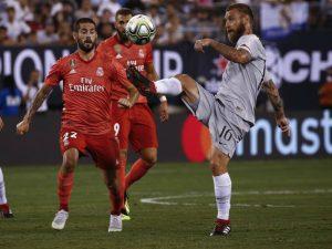 Reali sfidon Romën, City kërkon triumf ndaj Lionit