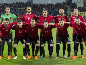 Renditja e FIFA-s, Shqipëria humbet 3 vende