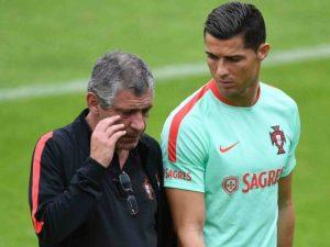 "Ronaldo ""braktis"" Portugalinë, reagon trajneri"