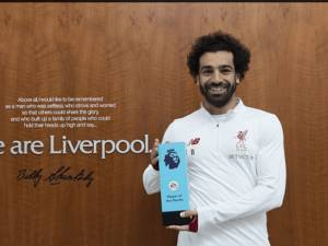 Salah mposht Shaqirin për këtë çmim