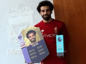 """Salah shpallet """"Lojtari i muajit"""""""