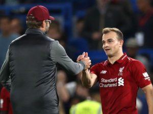 Shaqiri tregon për tërbimin e trajnerit Klopp ndaj ekipit