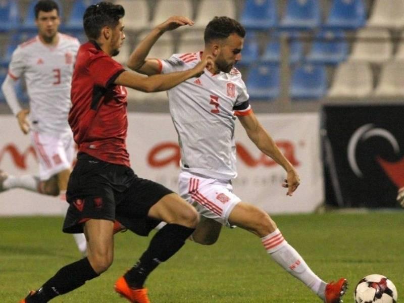 Spanja fiton në fund, humbja e pestë për U-21