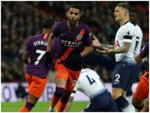"Tottenham dhe ""Wembley"" nuk e ndalin dot Cityn / VIDEO"