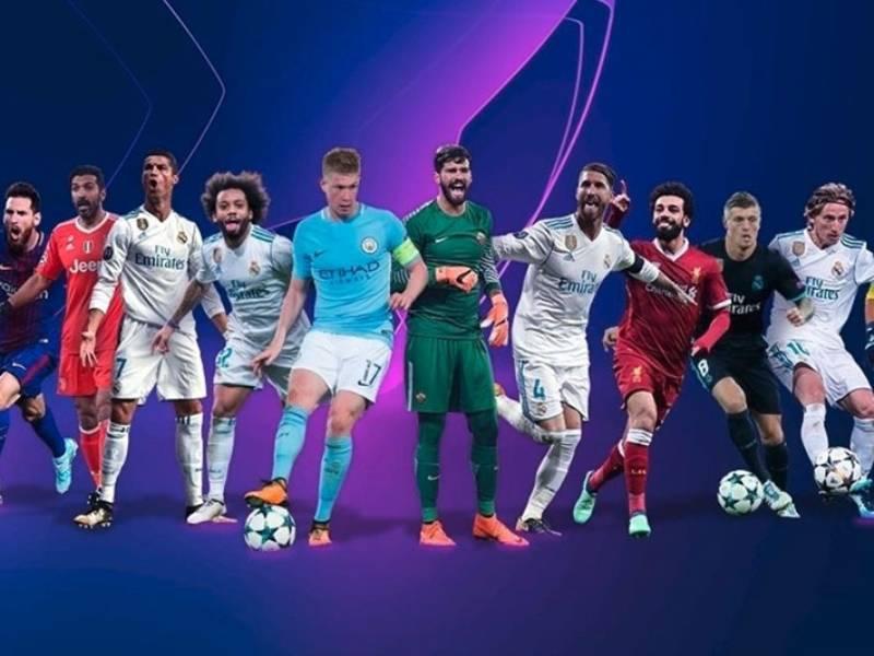 UEFA publikon listën për lojtarët më të mirë në secilin repart në Champions