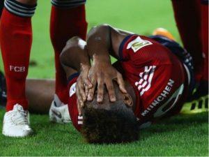 Uli në stol Robben, por fati nuk është me Coman
