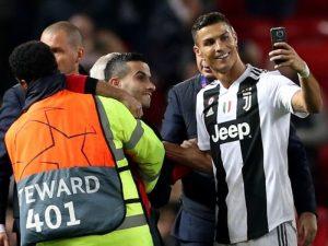United rrezikon gjobë për shkak të Cristiano Ronaldo-s