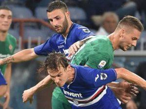 VIDEO/ Fiorentina ndalet në barazim nga Sampdoria