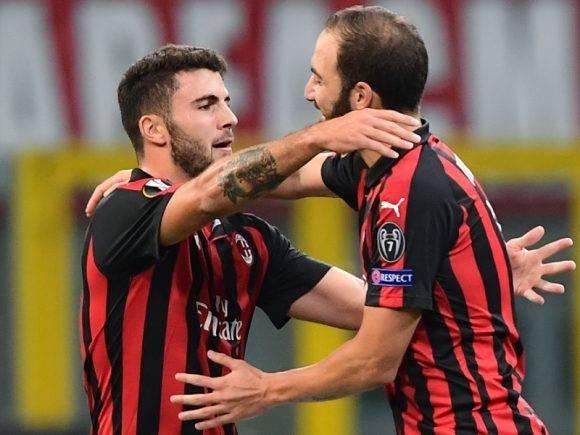 VIDEO   Frikë dhe rikthim, Cutrone frymëzon Milanin ndaj Olympiakos