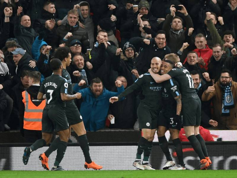VIDEO | Manchester City marshon drejt titullit kampion