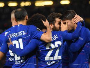 VIDEO | Morata nderon Chelsea-n ndaj modestëve të MOL Vidi