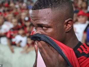 VIDEO/ Ndeshja e fundit me Flamengon, Vinicius qan si fëmijë