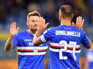 VIDEO   Quagliarella inspiron Sampdoria në suksesin ndaj Spal