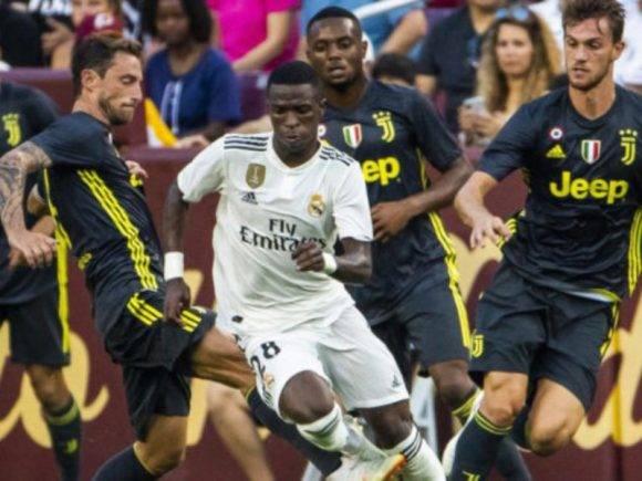 Vinicius shkëlqeu ndaj Juventusit, në Madrid të ekzaltuar