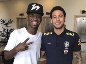 Ylli i ri i Realit, Vinicus Jr: Dua të luaj me Neymar në Madrid