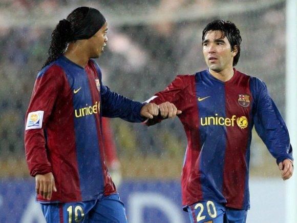 Deco: Ronaldinho gjithnjë do të jetë më i miri