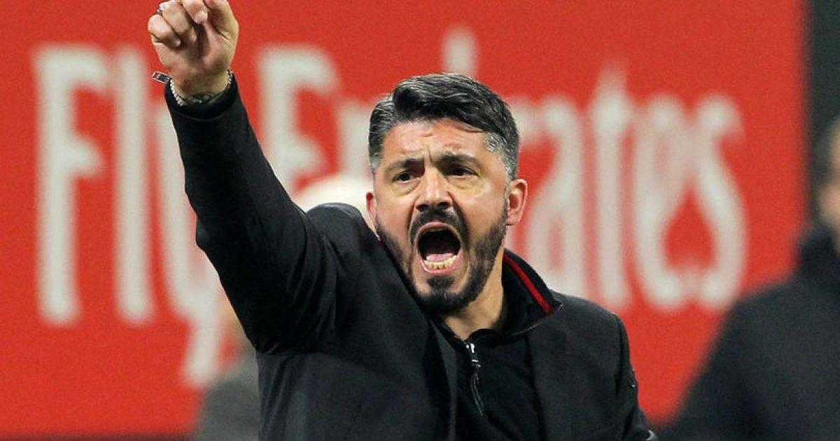 Gattuso: Milani reagoi mirë