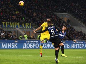Interi bën detyrën ndaj Frosinone-s (video)