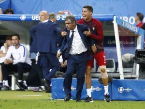 Mërzitet trajneri i Portugalisë: Boll me CR7!
