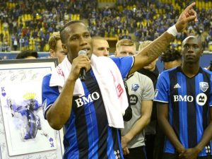 Momenti final, Didier Drogba tërhiqet nga futbolli