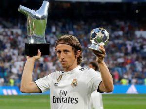 Real Madrid – Modriç, e ardhmja në dorën e Perez