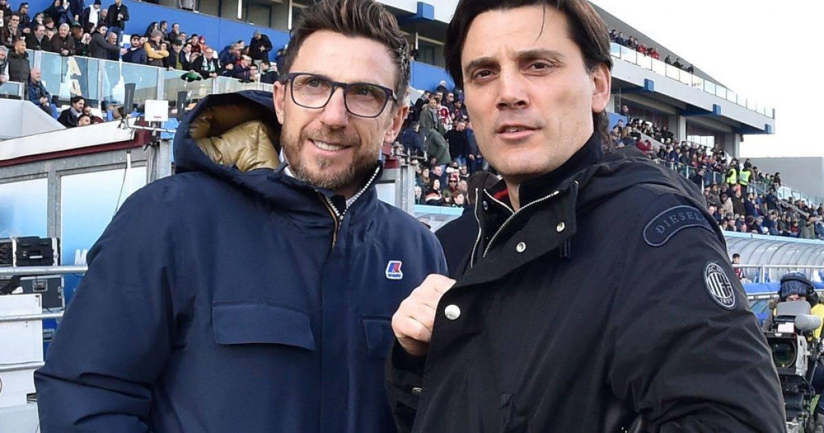 Roma konsideron rikthimin e Montellas si trajner