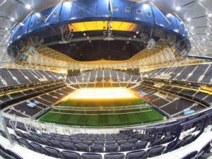 Stadiumi i ri i Tottenham-it ndërpret punimet: Nuk ka para