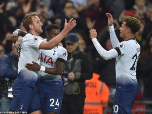 Tottenham ul Chelsea-n me këmbë në tokë (video)