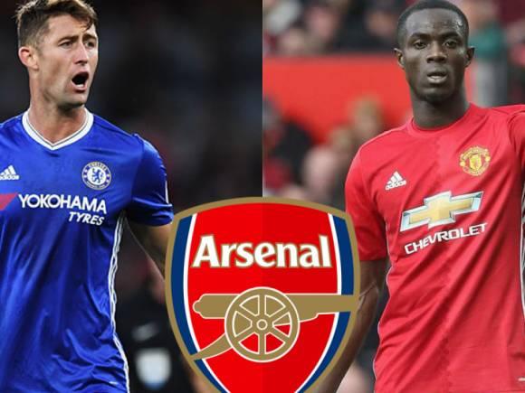 Bailly dhe Cahill, objektiva të Arsenalit për mbrojtjen