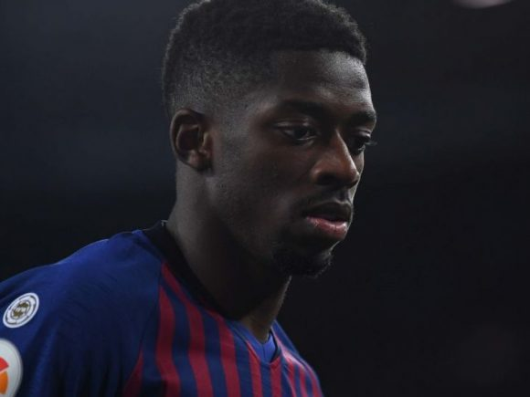 Barcelona i jep ultimatum Dembeles, nuk guxon ta ndal kurrë telefonin