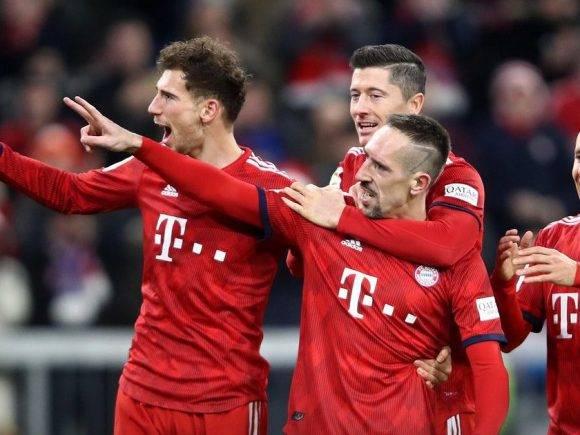 Bayern 3-0 Nurnberg, notat e lojtarëve
