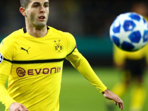 Dortmundi do t'i dëgjojë ofertat e janarit për Pulisicin