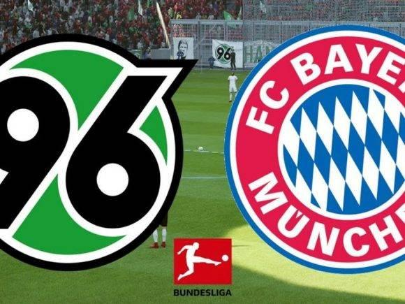 Hannover – Bayern Munich, formacionet zyrtare