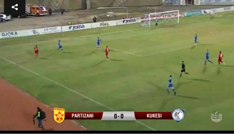 """Kukësi frenon """"Demat e Kuq"""", ekipet ndajnë pikët në Tiranë"""