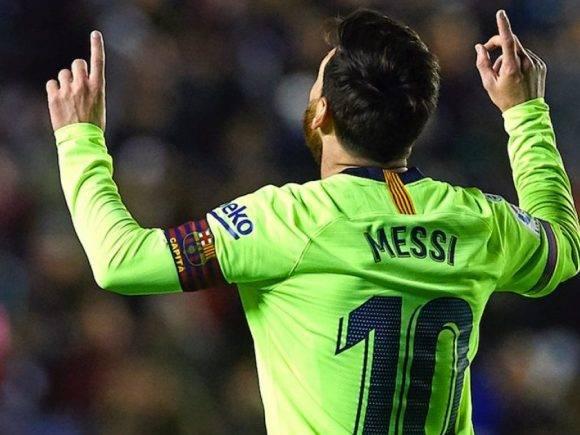 Levante 0-5 Barcelona: Notat e lojtarëve, maksimale për Messin