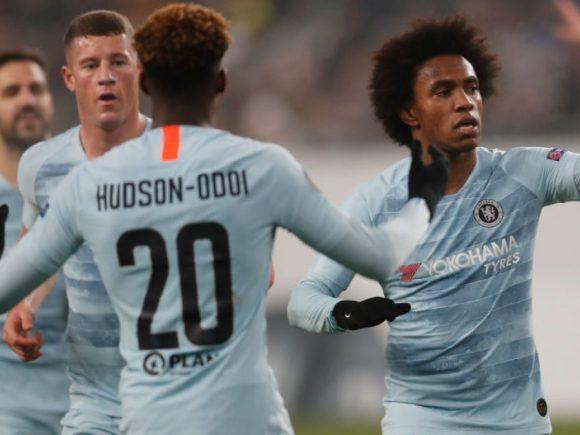 MOL Vidi 2-2 Chelsea, notat e lojtarëve