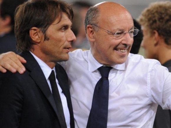 Marotta bën goditjen e parë te Interi, Conte mund të jetë trajner i ri