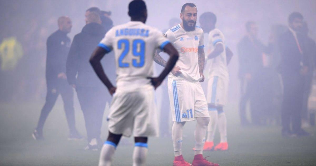 Ndeshja fantazmë e Mitroglout, sulmuesi i Marseilles bën një nga paraqitjet më të dobëta që mbahet mend në botën e futbollit