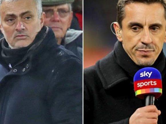 Neville mbron Mourinhon, fajëson menaxhmentin për mos investime në klub