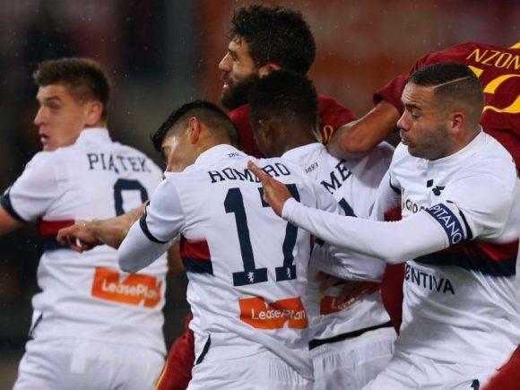 Notat e lojtarëve: Roma 3-2 Genoa, vlerësohen Fazio dhe Cristante