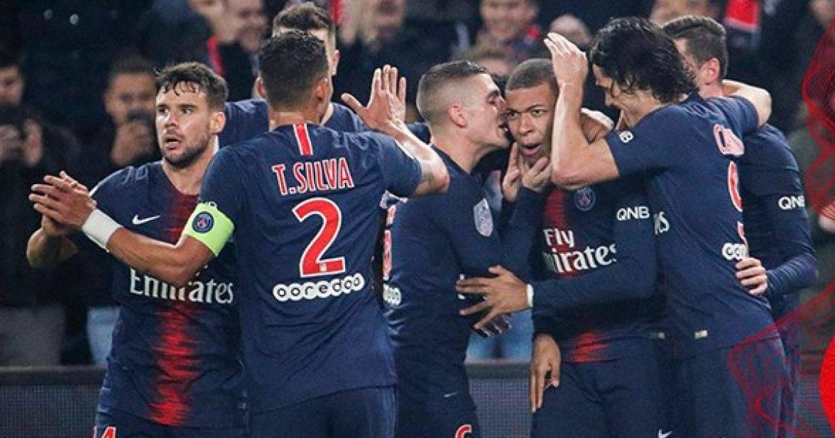 PSG fiton minimalisht ndaj Nantes, vendos goli i Mbappe