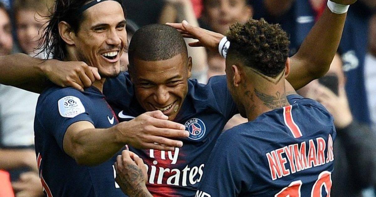 PSG rrezikon përjashtimin nga garat evropiane, duhet ta shes njërin nga yjet e mëdha Neymarin ose Mbappen