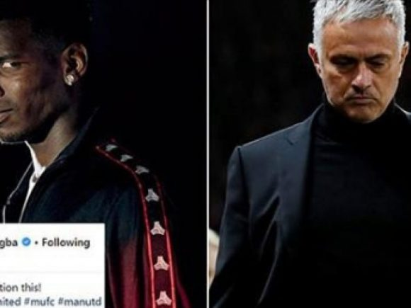 Pogba me postim në rrjetet sociale dedikuar Mourinhos pas shkarkimit? E fshin pas 10 minutash