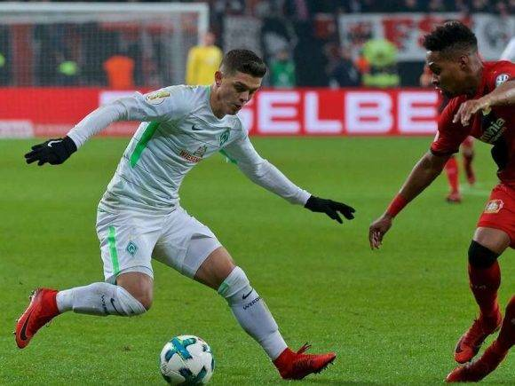 Rashican kthehet startues te Werderi, vjen fitorja e gjashtë për skuadrën e tij