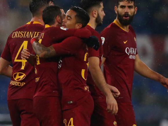 Roma rikthehet dy herë nga disavantazhi për ta mposhtur Genoan