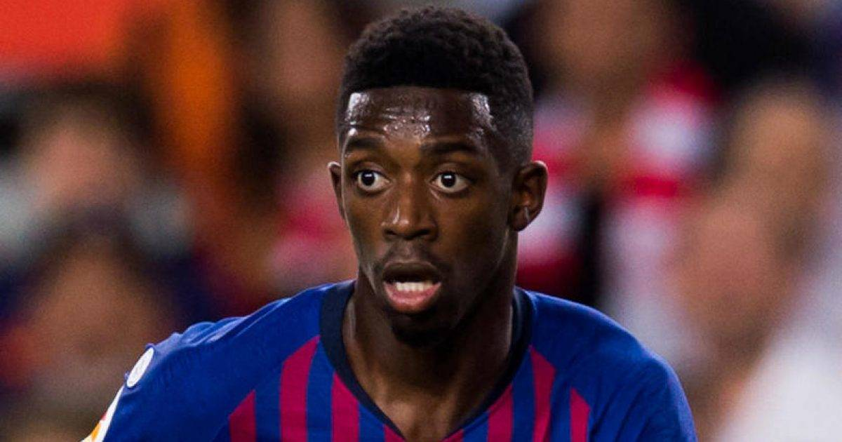 Valverde i kënaqur me Dembelen