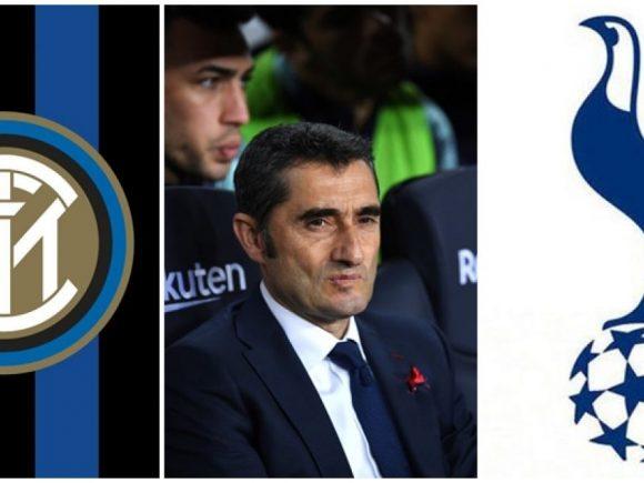 Valverde siguron se Barça do tentojë fitore ndaj Tottenahmit, por nuk premton inkuadrimin e lojtarëve më të mirë