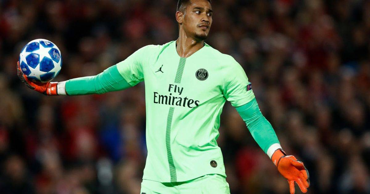 Zyrtare: PSG blindon portierin Areola