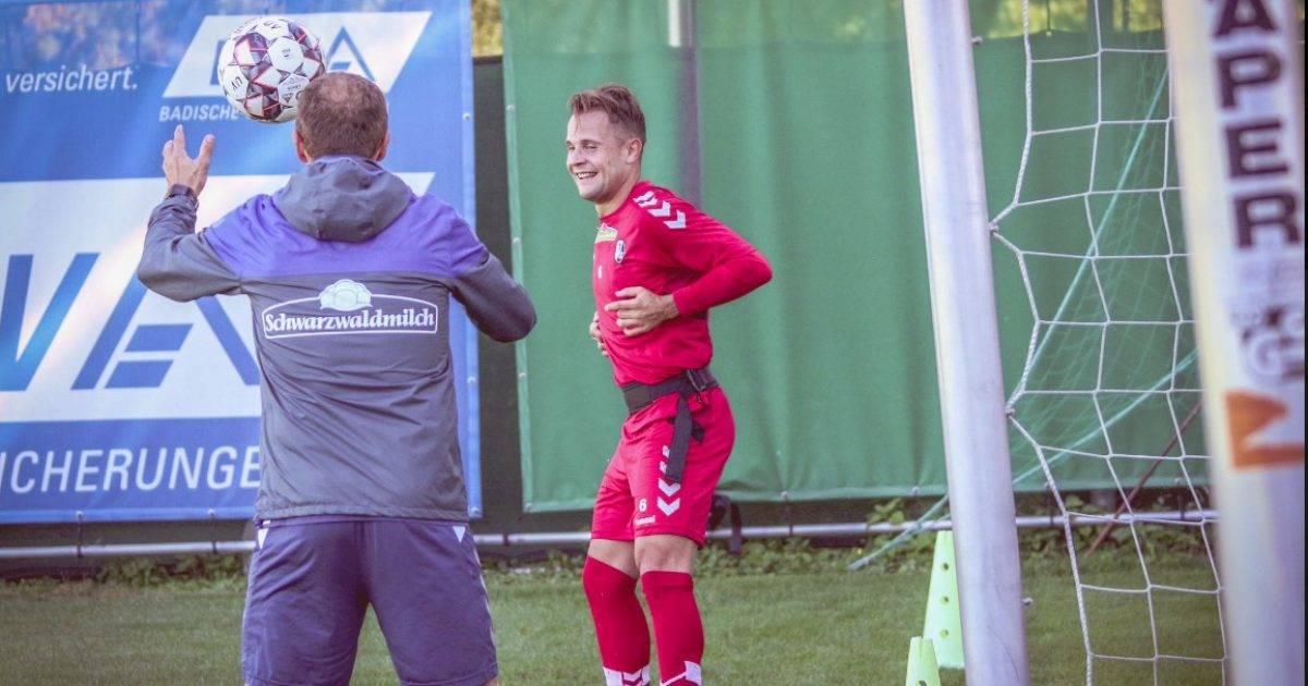 Abrashi rikthehet në stërvitje me klubin pas lëndimit të gjatë: Dua të luaj